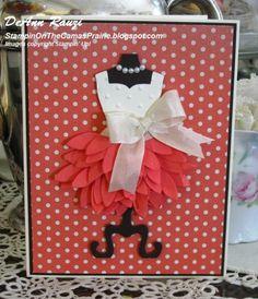 Pop up Posies kit for skirt
