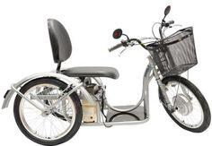Triciclo Eletrico EcoT2 Prata Aro 20 R$ 3.990,00 ComprasMuitoMais.com.br