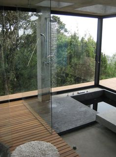 A Look At 20 Sunken Bathtubs | Homes of the Rich – The Web's #1 Luxury Real Estate Blog