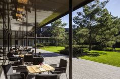 ingenhoven architects lanserhof resort regernsee bavaria germany