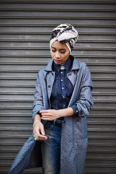 Yuna Zarai For G-Star RAW Episode 1 (PHOTOS X VIDEO) | Global Grind