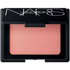 Nars  Blush found on Polyvore featuring beauty products, makeup, cheek makeup, blush, beauty, cosmetics, face makeup, orgasm and nars cosmetics