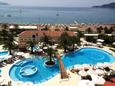 Best choice for lovers of sun, beach and luxury in the Adriatic! Hotel Splendid 5*, Montenegro Book on our website at the best rates and get a free treatment in the hotel's luxurious SPA centre! www.montenegrostars.com