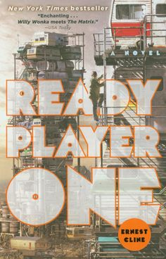 Pin for Later: Summer Reading List: 36 Books to Read Before They're Movies Ready Player One by Ernest Cline