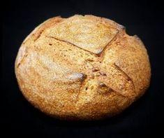 Recept: Celozrnný kváskový chlieb - www. Bread, Food, Cooking, Brot, Essen, Baking, Meals, Breads, Buns