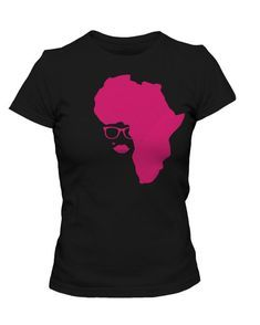 in Pink Afro-ca in Pink . by GlamHerTees on EtsyAfro-ca in Pink . by GlamHerTees on Etsy Black Girl T Shirts, Black History T Shirts, Black Tees, Black Girl Art, Black Girls Rock, Dope Shirt, Black Pride, My Black Is Beautiful, T Shirts With Sayings