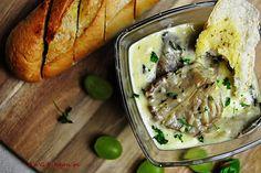 R'n'G Kitchen: Boczniaki duszone po francusku