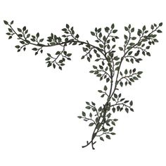 View this item and discover similar for sale at - a charming and very well made Italian wall mounted sculpture in wrought iron with intertwined branches covered with enameled leaved. Tree Stencil, Stencils, Wrought Iron Wall Art, Pyrography Patterns, Inspirational Wall Art, Tree Wall, Wall Sculptures, Embroidery Art, Door Design