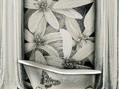 Mosaico in vetro FLOWER POWER by Sicis #napoli #madeinitaly #caiazzocentroceramiche #prezzofelice #ceramicsofItaly