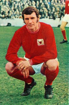 Neil Martin of Nottingham Forest in 1971.