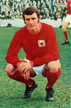 Neil Martin of Nottingham Forest in 1971.