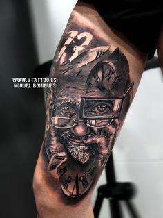Las 161 Mejores Imágenes De Tatuajes Realismo De Miguel Bohigues En