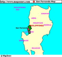 The City of San Fernando in La Union is a class component city in the Philippines. It is the capital city of La Union and the regional center of the Ilocos Region (Region I). Ilocos, San Fernando, Capital City, Regional, Places To Travel, Places Ive Been, Philippines, Maps, Asia