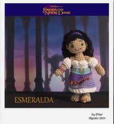 #amigurumi Esmeralda