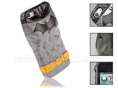 The Batman Inspired 3D iPhone 5s Case