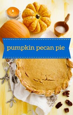 -up dessert. Try his Pumpkin-Pecan Pie recipe and Maple Whipped Cream ...