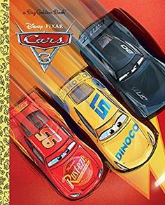 Officially Licensed Disney Pixar Cars 3 3D Pencil Tin Case
