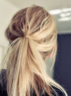 The classic ponytail hairstyle is great option for people desiring something sophisticated, yet simple to make in no time. However, a basic ponytail hairstyle may look usual and boring. Here, we will introduce you some simple unique chic and cute ponytail hairstyles. You can add some charming and romantic braids and cool twist to your[Read the Rest]