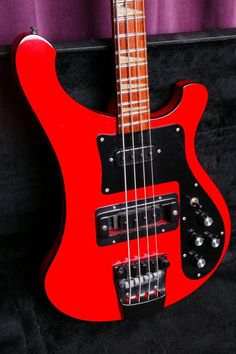 Rickenbacker 4003 Red