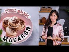 Itt a tökéletes MACARON receptje! - YouTube Pavlova, Macarons, Cooking, Breakfast, Sweet, Desserts, Food, Youtube, Beverages