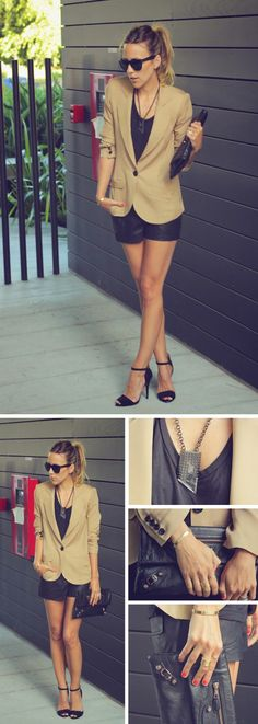 casual chic chic chic - Click image to find more Women's Fashion Pinterest pins