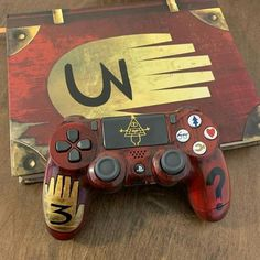 Journal 3 console - - Ideas of - .-Journal 3 console – – Ideas of – Journal 3 console Journal 3 console – – Ideas of – Journal 3 console - Gravity Falls Funny, Gravity Falls Fan Art, Gravity Falls Comics, Gravity Falls Games, Pixel Art Objet, Gravity Falls Journal, Console, Desenhos Gravity Falls, Fall Memes