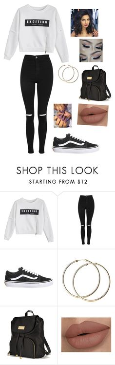 """""""Untitled #388"""" by brie-karitsa-luciano on Polyvore featuring Topshop and Victoria's Secret"""