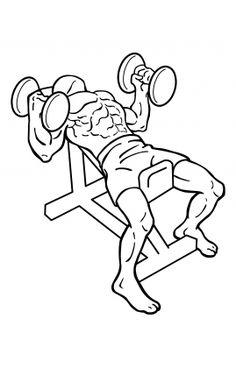Hammer Grip Incline Bench Press 2