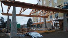 Pavilion, Barns, Outdoor Structures, Gazebo, Sheds, Cabana, Shed