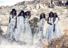 American Vogue March 2015, Peter Lindbergh, Grace Coddington (5)