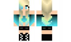 minecraft skin Updated Find it with our new Android Minecraft Skins App: https://play.google.com/store/apps/details?id=studio.kactus.girlskins