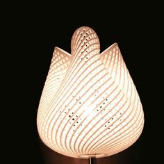 Tulip light fixture