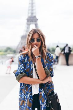 15 inspiring & edgy bohemian outfits | 15 looks inspirants avec une veste ethnique #trend #style