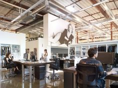 Guess Office Design By Studios Architecture