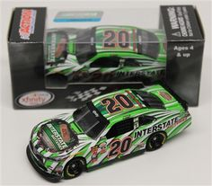 Erik Jones Diecast 20 Interstate® Batteries 1/64 2015 XFinity | DiecastCarsNow.com