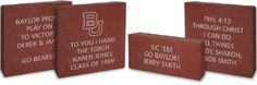 Baylor University || Baylor Stadium Bricks