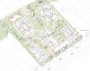 Iles Flottantes Architecture Drawing Plan, Landscape Architects, Homes, Building Plans