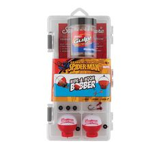 Shakespeare Spiderman Accessory Kit – Pacific Tackle & Supply