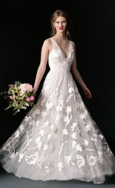 0bfa733c8279 Bibi Dress Flattering Wedding Dress, Temperley, Love And Marriage, Romantic  Weddings, Bridal