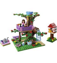 20,90e Lego 3065 Olivian puumaja