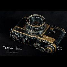 Nikon SP - Original / Black Paint with Nippon Kogaku W-Nikkor 35mm F1.8 - Nikon S Mount