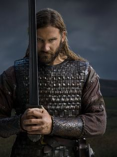"""Vikings S2 Clive Standen as """"Rollo""""                                                                                                                                                                                 More"""