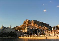 Escapada Alicante Castillo Santa Barbara