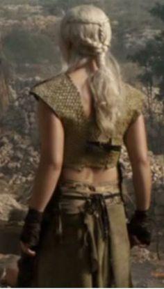 Game of Thrones- Khaleesi Daenerys Targaryen