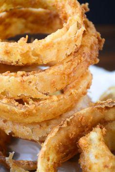 Sweet Walla Walla Onion Rings!