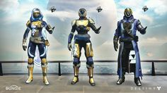Here's the new raid gear you can get in Destiny Age of Triumph - Polygonclockmenumore-arrow : Shiny new Vex and Hive armor awaits