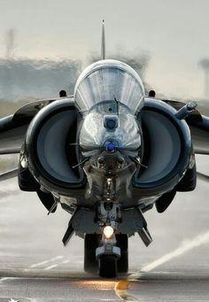 Harrier (later model)