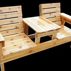 Great bench for the front porch