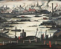 Laurence Stephen Lowry, 1934