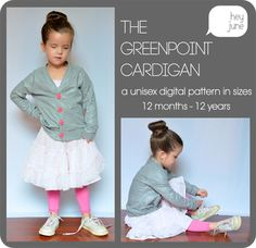 the Greenpoint Cardigan